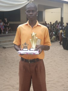 PrizeGiving